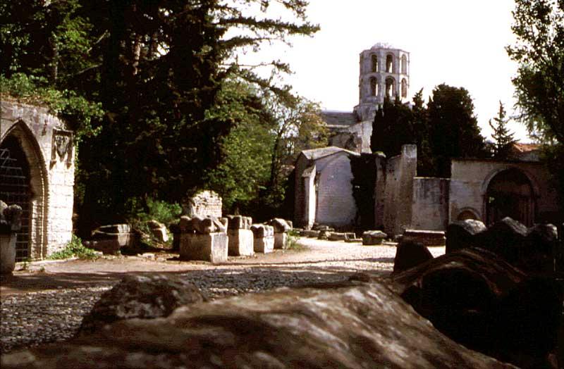 The Ayscans Necropolis