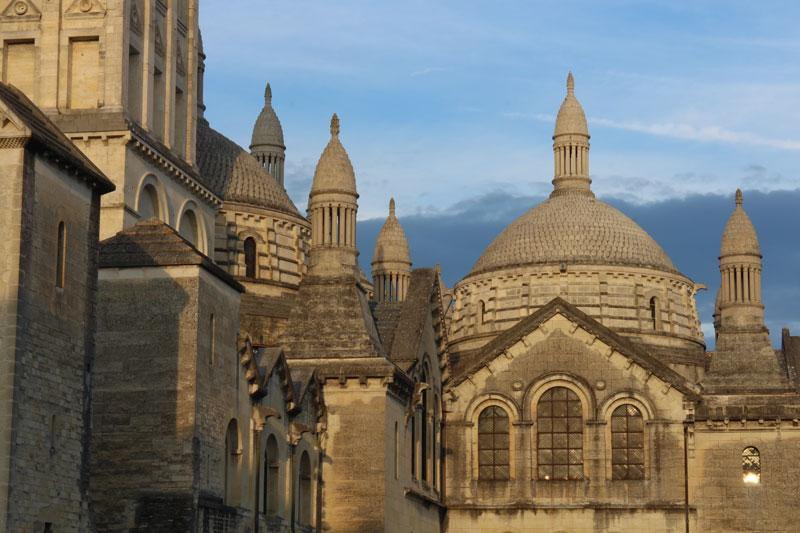 Périgeux: The Shrine of Saint Front