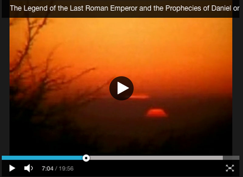 Film: The Legend of the Last Roman Emperor and the Prophecies of Daniel on the Pilgrimage Roads to Compostela