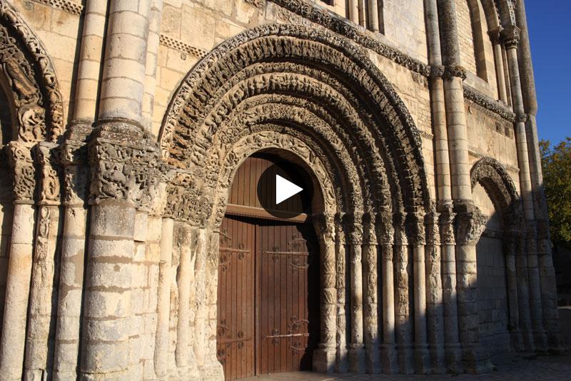 Saintes: Abbaye aux Dames