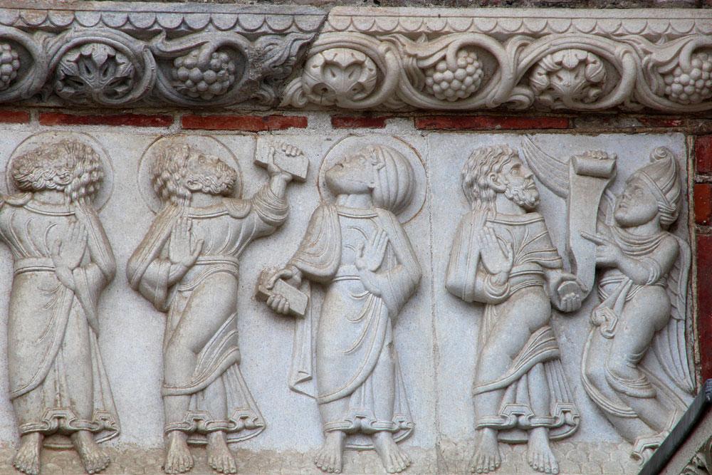 Saint Sernin La Porte Miègeville Apostles