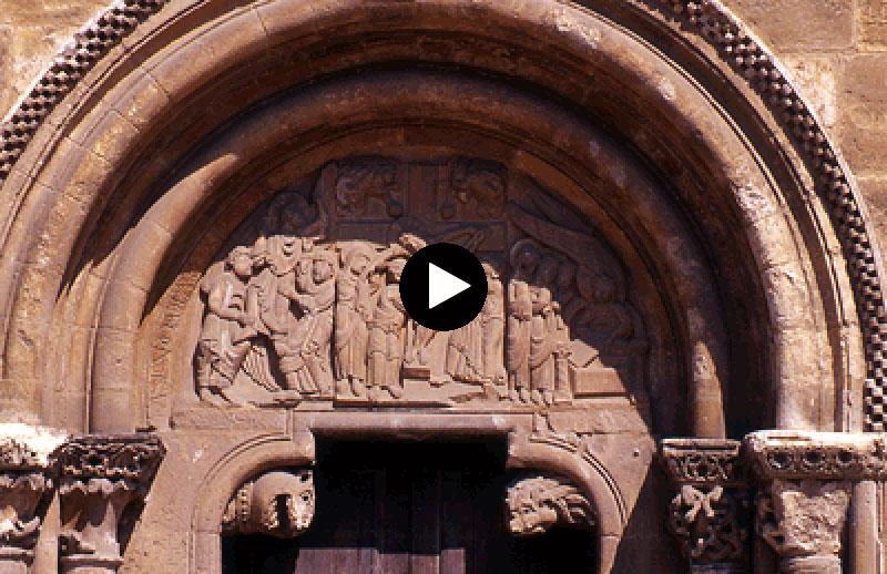 San Isidoro de León – La Puerta del Perdón