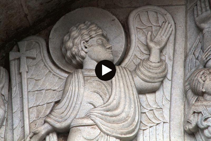 Saint Sernin de Toulouse – La Porte Miègeville