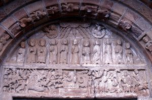 Espalion Perse South Porch Tympanum