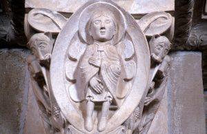 Daniel in the Lion's Den, Marie-Madeleine Vézelay