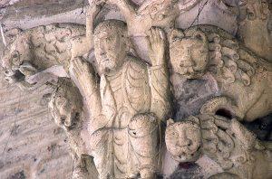 Daniel in the Lion's Den, Saint Sernin de Toulouse