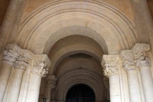Saint Seurin Porch Entrance