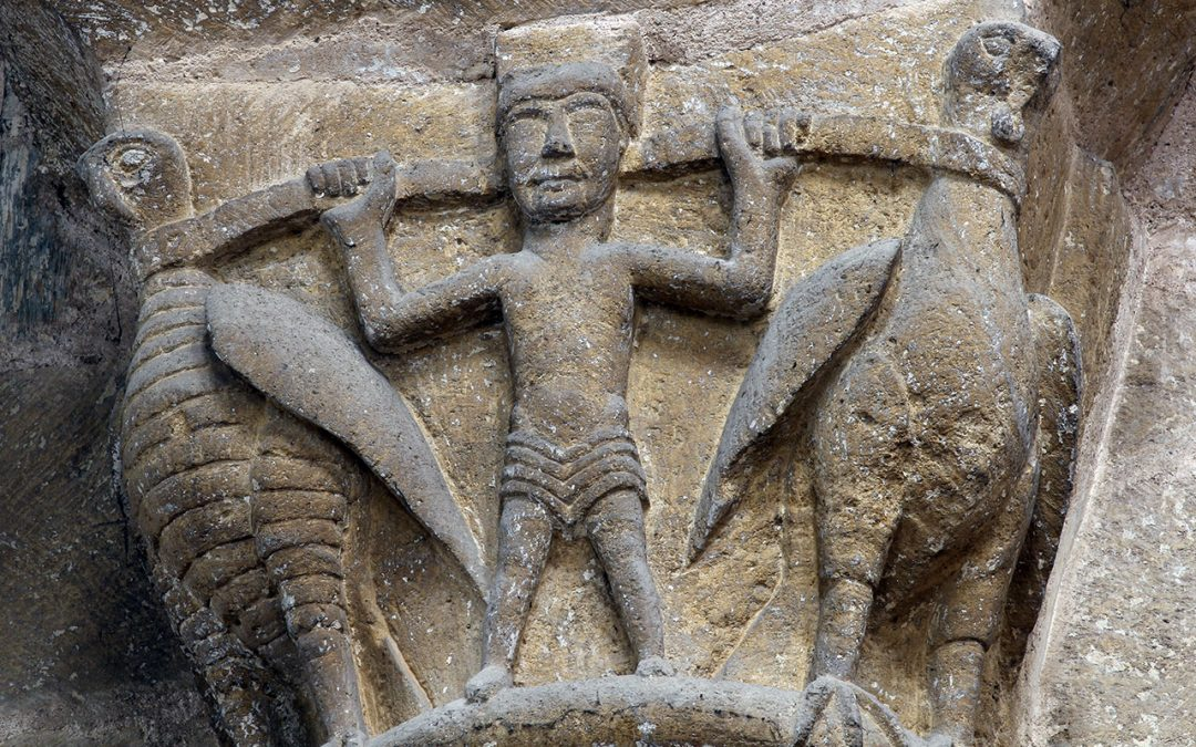 Picture Gallery: Romanesque Symbols