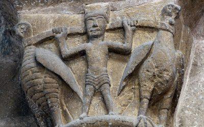 Picture Gallery: Romanesque Symbols