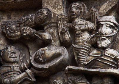 La Sauve-Majeure, John the Baptist