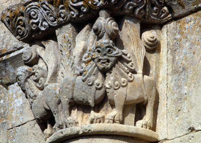 La Sauve-Majeure, Lions