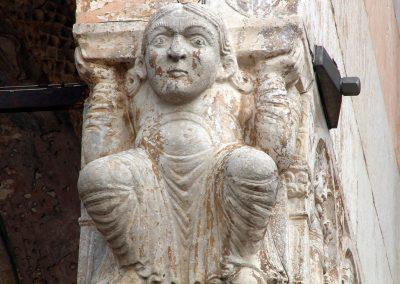 Verona San Zeno, Atlant