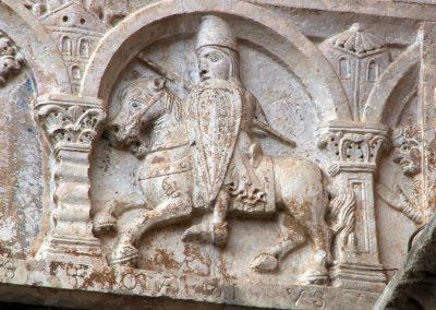 Verona San Zeno Knight