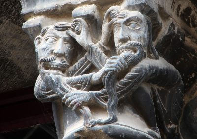 Saint-Antonin-Noble-Val, Beard-Pullers Capital