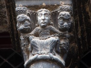 Daniel in the Lion's Den, Saint Antonin Noble-Val