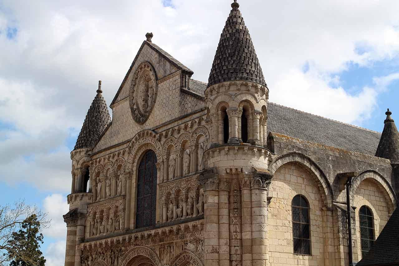 Poitiers Notre-Dame-la-Grande
