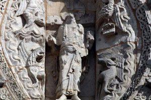 Poitiers Notre-Dame-la-Grande Christ
