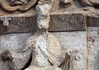 Poitiers Notre-Dame-la-Grande Nebachudnezzar