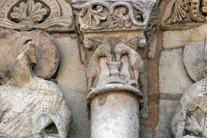 Poitiers Notre-Dame-la-Grande Upper Level Apostle