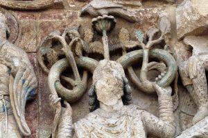 Poitiers Notre-Dame-la Grande Jesse
