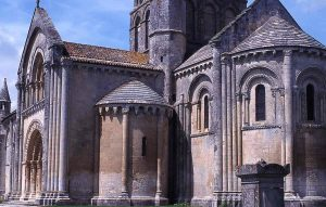 Aulnay Saint-Pierre, South Porch and Chevet