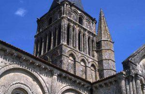 Aulnay Saint-Pierre, Crossing Tower