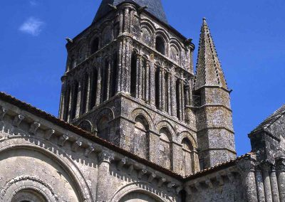 Aulnay Saint-Pierre, Crossing Tower