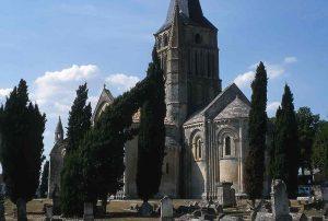 Aulnay Saint-Pierre, General View