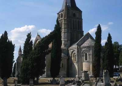 Aulnay Saint-Pierre, General View
