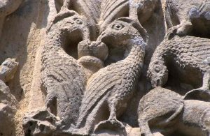 Aulnay Saint-Pierre, South Porch, Bestiary