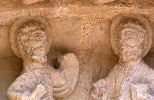 Aulnay Saint-Pierre, South Porch, Prophets